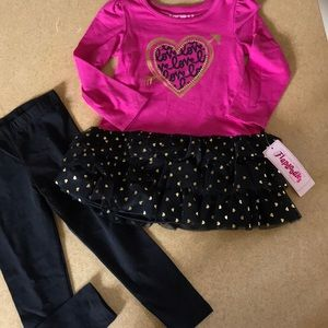 Girls 2-piece outfit